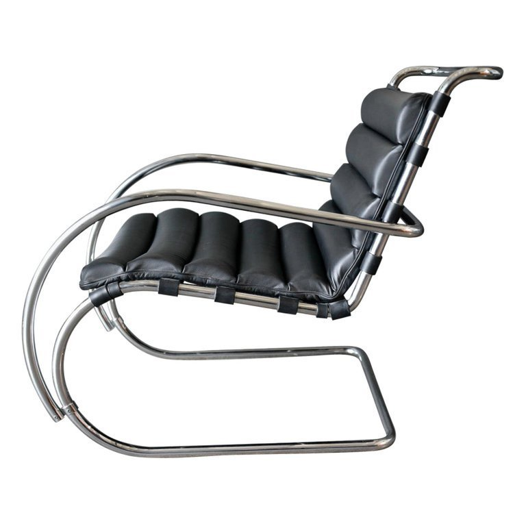 Mr Lounge Chair By Ludwig Mies Van Der Rohe For Knoll The Modern